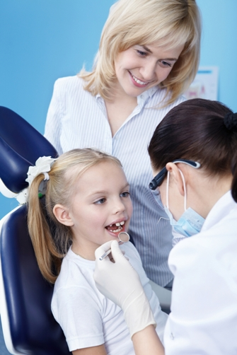 Your Child's Dental Visit: Five Things You Should Know
